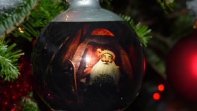Foto van kerstbal   Archief FBF.nl