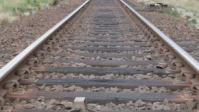 Foto van rails | Archief FBF.nl