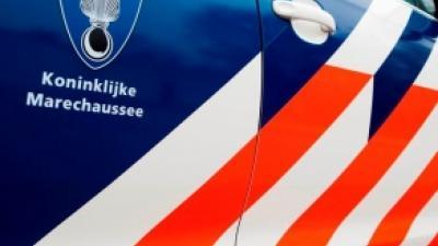 Foto van logo van marechaussee | Archief FBF.nl