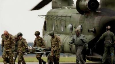 Foto van Nederlandse militairen   Archief FBF.nl