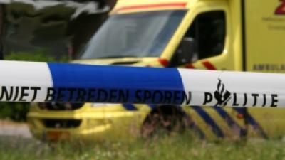 Foto van politieonderzoek | Archief FBF.nl