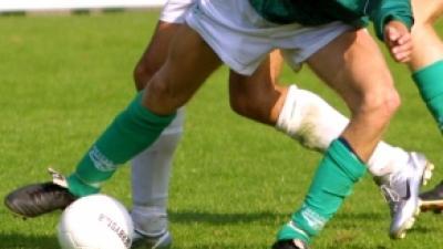 Foto van voetballers | Archief FBF.nl