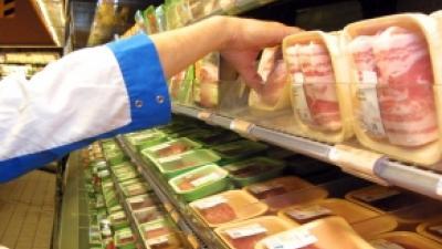 Foto van consument in supermarkt | Archief FBF.nl