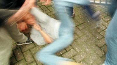 Foto van mishandeling