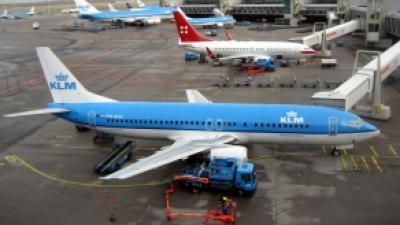 Foto van KLM-vlliegtuigen | Archief FBF.nl