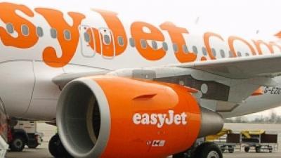 Foto van vliegtuig easyJet | Archief FBF.nl