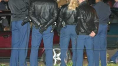 Foto van politieteam | Archief FBF.nl