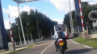 Foto van motorrijder | MV Blik op Nieuws