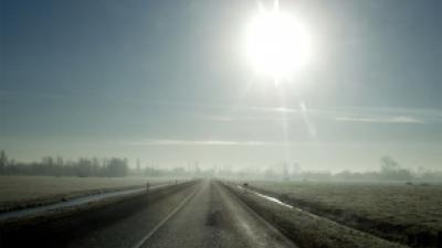 Foto van zon | Archief FBF.nl