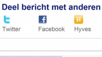Fote van social media | Archief FBF.nl