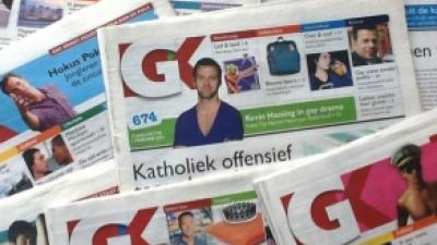 Foto van krant | Archief FBF.nl