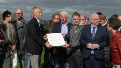 Natuur- en landbouworganisaties slaan handen ineen voor weidevogels in Groningen