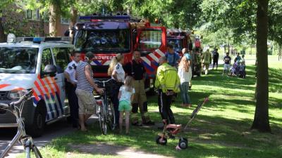 Foto van driewieler te water | Flashphoto | www.flashphoto.nl