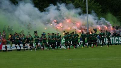 Foto van eerste training FC Groningen   DG fotografie   www.denniegaasendam.nl