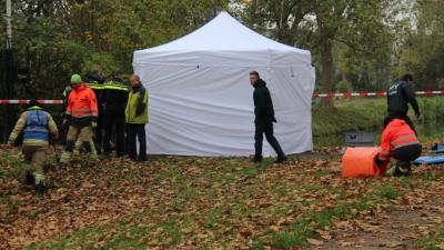 Lichaam gevonden in Schiedamse sloot