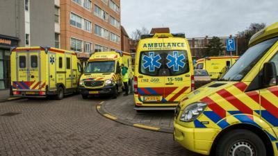 Vreemde lucht in verzorgingshuis Hoek van Holland