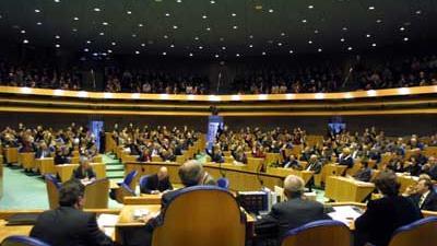 Foto van Tweede Kamer | Archief EHF