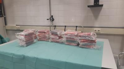 30 kilo drugs