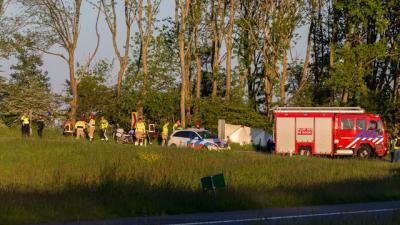 Dodelijk ongeval A28