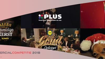 Dirk wint kerstcommercial competitie 2018