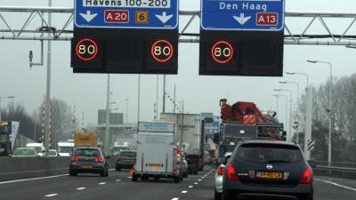 foto van snelheidsbeperking | fbf