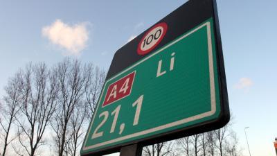 foto van A4 snelweg | fbf