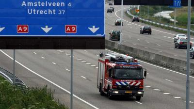 A9 krijgt vier rijbanen per rijrichting tussen Badhoevedorp en Holendrecht