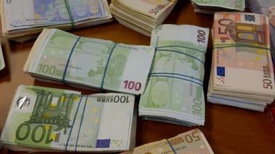Foto van geld   politie