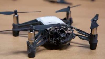 Laser het nieuwe wapen tegen drones