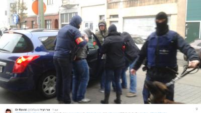 Voortvluchtige aanslagen Parijs opgepakt in Molenbeek