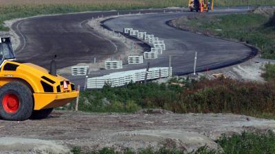 Aanleg Limburgse turborotonde A76 bij Nuth 'on hold'