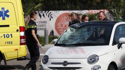aanrijding-auto-politie-ambulance
