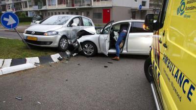 Wederom ongeval op beruchte kruising Schiedam