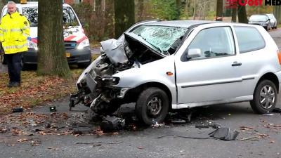 Vrouw (22)  komt om het leven bij eenzijdig ongeval
