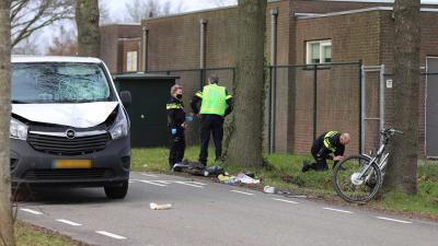 aanrijding-fietsster-politie-onderzoek