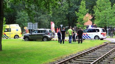 Eenzijdig ongeval bij Eexterhalte in Eext
