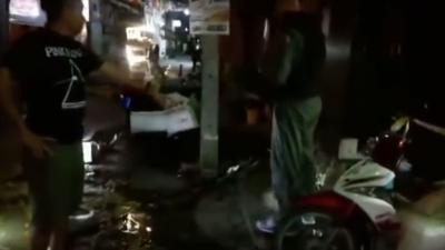 'Nederlanders gewond bij aanslag Thailand'