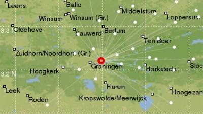 Groningen vannacht opnieuw getroffen door aardbeving
