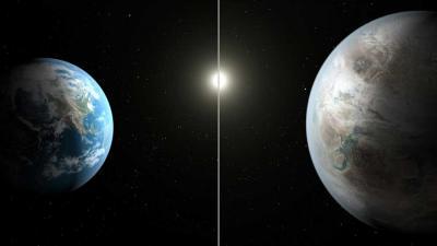 Op door NASA ontdekte aarde 2.0 duurt een jaar 385 dagen