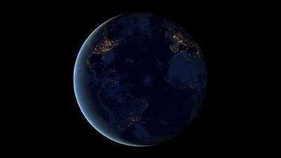 Wereld doet lichten uit voor Earth Hour