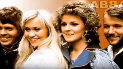 ABBA weer bij elkaar in Stockholm
