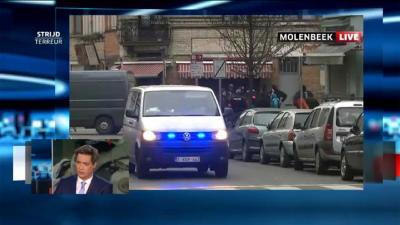 'Abdeslam in Molenbeek levend aangehouden bij anti-terreuractie'