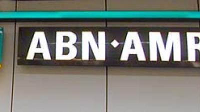 Foto van ABN-AMRO logo | Archief EHF