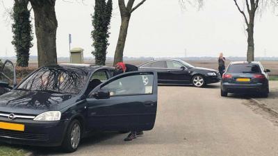Politie schiet bij achtervolging