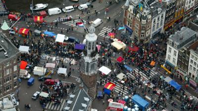 Jongerenimam voorziet terroristische aanslag in Amsterdam