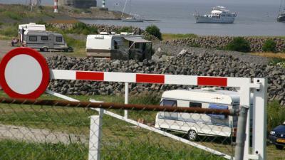 foto van afsluitdijk | fbf