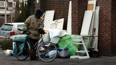 Mansveld wil afvalscheiding in flats verbeteren