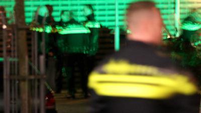 agenten-donker-politie