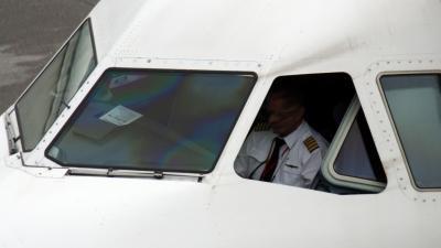 Airbus van Germanwings werd gevolgd door gevechtsvliegtuig
