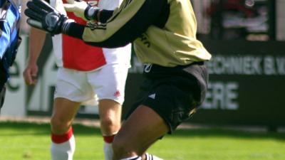 Foto van Ajax keeper | Archief EHF